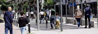 200.000 m2 más de espacio peatonal para los madrileños de 21 distritos