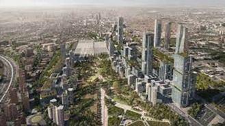 El 80% de desplazamientos laborales en Madrid Nuevo Norte serán por medios 'sostenibles'