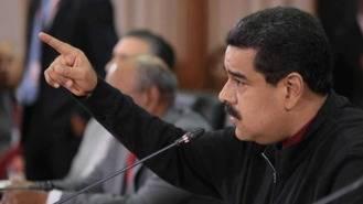 Maduro acusa a la derecha española de financiar ilegalmente a la oposición de su país