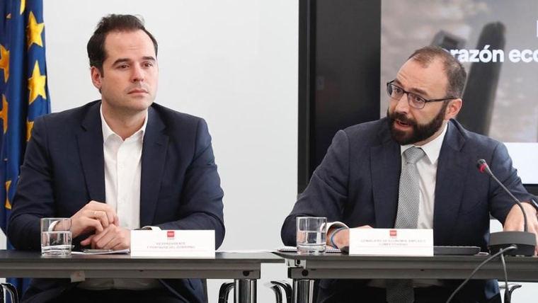 Madrid pide que baste una declaración responsable para justificar ERTEs, están colapsados