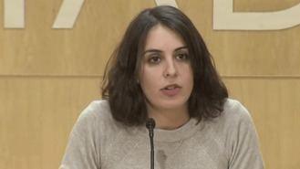 Más Madrid, su pacto contra la violencia machista incluye un teléfono para 'hombres en crisis'