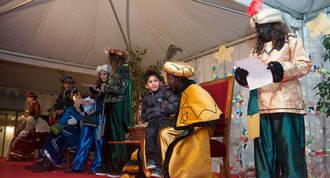 Caramelos sin glúten y nueces para la Cabalgata de Reyes