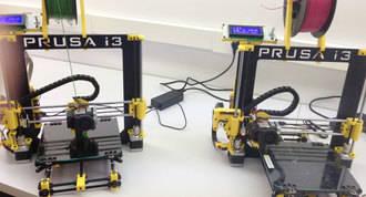 `MajadaLab´: Talleres e impresoras 3D para jugar con la creatividad