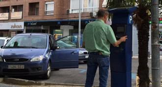 Treinta minutos de aparcamiento regulado gratuito en Navidad