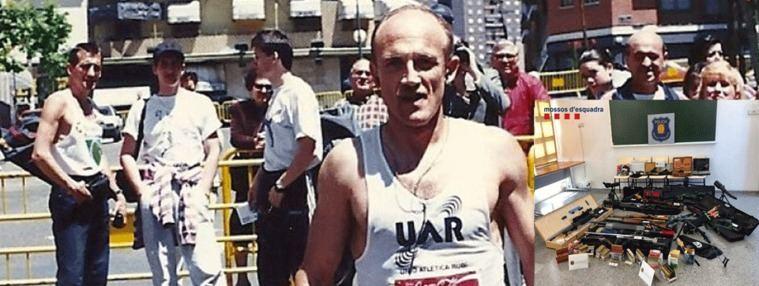 Murillo, el francotirador que planeaba matar a Pedro Sánchez para vengar a Franco
