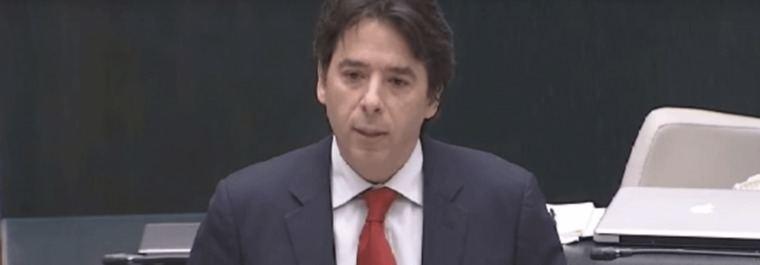 Manglano, de polémico edil del PP a becario en un despacho de abogados