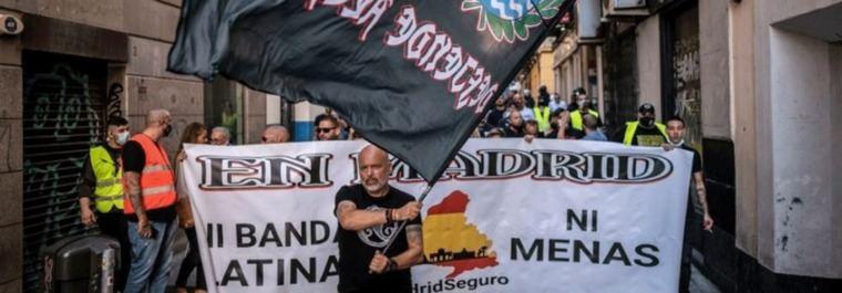 Fiscalía abre diligencias por la manifestación neonazi de Chueca