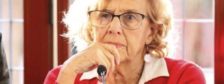 Carmena echa leña a la hoguera de Iglesias: 'En cuatro años he tenido tres conversaciones'