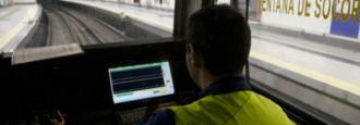 Metro detecta amianto en la cabina del conducotr de los trenes antiguos