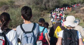 Marcha solidaria para celebrar la X Semana de la Salud