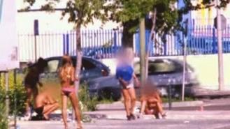 Más presión policial a la prostitución en Marconi, Montera y Casa de Campo