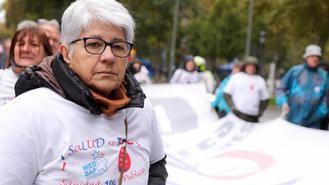 Marea Blanca se adhiere a las movilizaciones de la sanidad pública