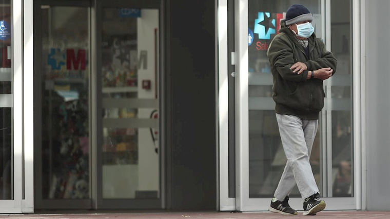 Madrid registra 322 muertes en 24 horas, y llega a los 2.412 fallecidos