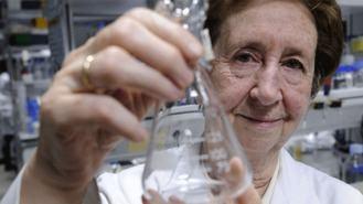 Muere en Madrid a los 80 años la científica Margarita Salas