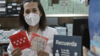 Nueva entrega de mascarillas gratuitas para mayores de 65 años