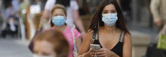 La mascarilla al aire libre dejará de ser obligatoria el 26 de junio