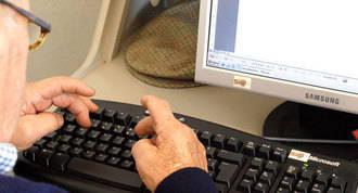 inscripción para los talleres de nuevas tecnologías para mayores