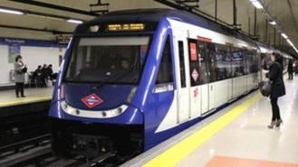 Los maquinistas del Metro en huelga, pararán el 24 y 27 de febrero