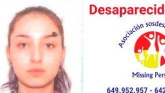 Buscan a una menor de 15 años desaparecida hace 3 meses en Tres Cantos