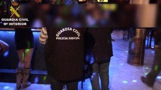 Liberadas dos menores captadas en un IES de Madrid y obligadas a prostituirse en Toledo