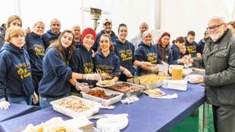 El Mercado Navideño recauda 4.158 € donados en las distinas actividades