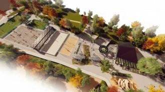 La explanada del antiguo mercadillo se reconvertirá en zona deportiva y de ocio