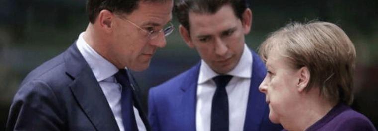 """Los 200 escaños que """"los frugales"""" piden a Sánchez"""