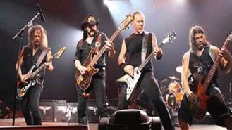 Metálica llena de rock el Wizink Center de Madrid el 3 y 5 de enero