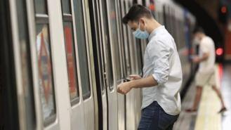 Metro reabre 62 accesos a estaciones que permanecían cerrados