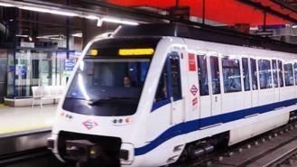 Un 44% de los usuarios de Metro se verán muy afectados por el cierre de la línea 1