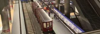 El Metro cumple 100 años en plena huelga de maquinistas