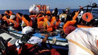 Carmena, Coalu y alcaldees italianos, reunión en Roma por la crisis migratoria