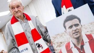 Fallece a los 94 años Miguel González, leyenda del Atlético de Madrid