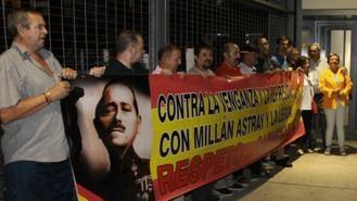 Millán Astray se queda en el callejero de Madrid, el TSJM paraliza el cambio de nombre