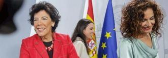 Las ministras de Sánchez se estrenan con el `pin parental´de Vox