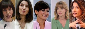 Las nuevas ministras de Sánchez: Ni están ni se las espera