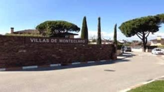 Una glorieta en la M-515 mejorará el tráfico entre Monteclaro y Universidad