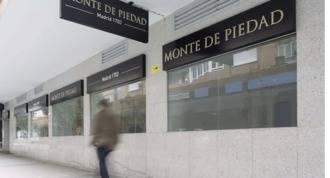 El Monte de Piedad de Móstoles presta un millón de € en su primer año
