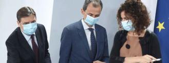 Montero contra el PP por pedir test a los viajeros: 'Flaco favor hacen al turismo y la economía'