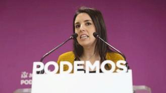 Montero asegura que Podemos ha 'pasado página' del 'golpe doloroso' de Errejón