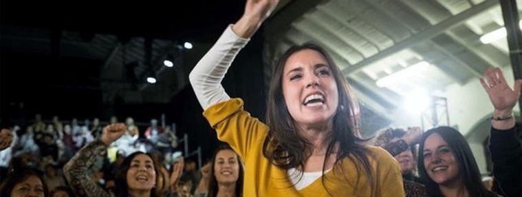 Montero llama a las mujeres a salvar Podemos