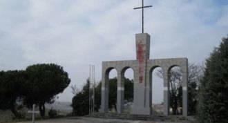 Aprobada la retirada del monumento fascista de la explanada del cementerio