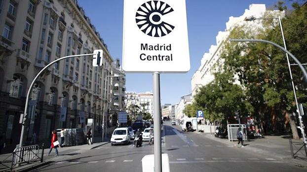 La moratoria de multas de Almeida en Madrid Central causó 'confusión' a la ciudadanía