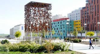 Cesión de una parcela de 15.155 m2 en el PAU 4 para un colegio