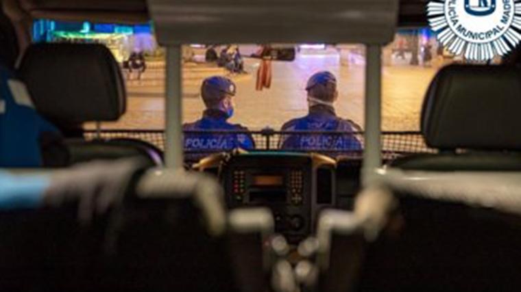 Detenido un motorista kamikaze que recorrió 14 km en Calle 30
