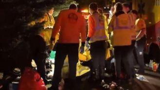 Muere una mujer de 47 años tras ser atropellada en Carabanchel, el conductor se da a la fuga