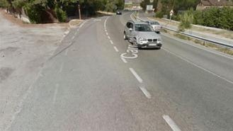 Detenido un hombre tras tirar a su mujer de una furgoneta en la M-607