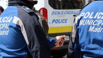 La Policía Municipal multa a 889 personas principalmente en Puente de Vallecas y Centro