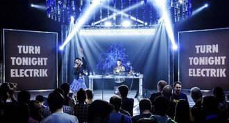 Los artistas más 'potentes' de la música electrónica, en Absolut Electrik Factory