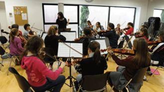 Conciertos y actuaciones en la calle, Semana Cultural de la Escuela de Música y Danza